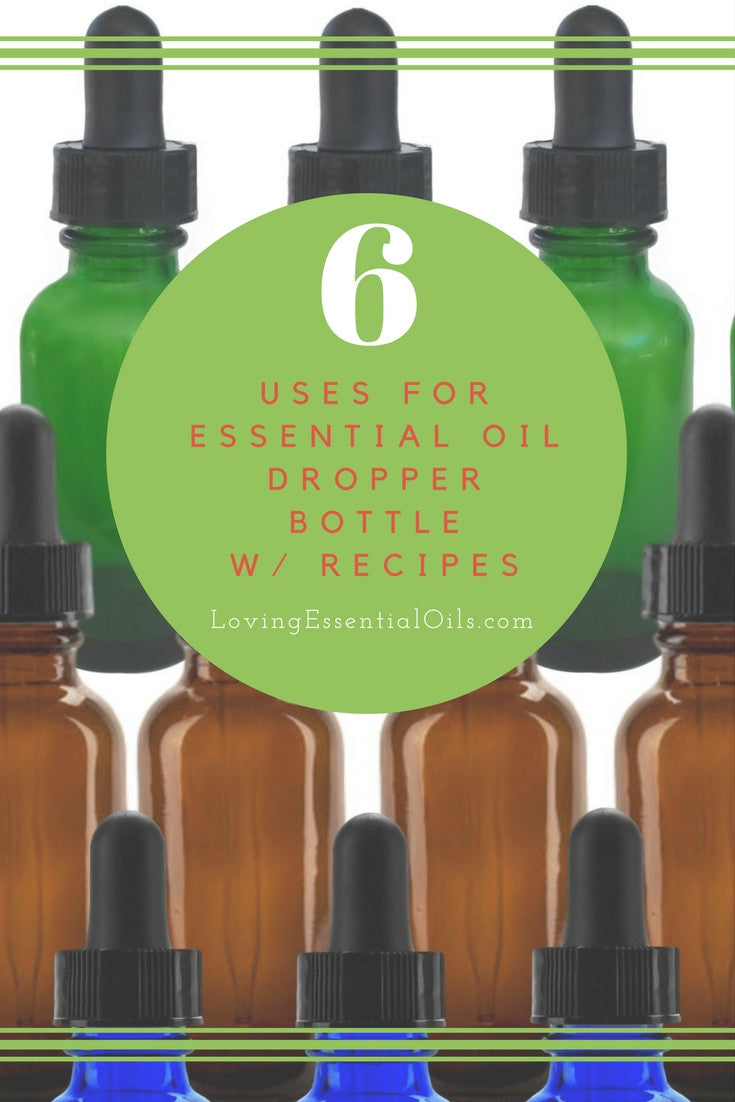 Top 6 Uses For Essential Oil Dropper Bottles