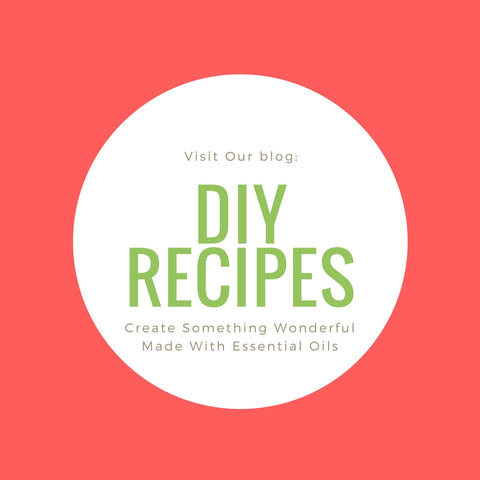 Visit DIY Recipes Made With Essential Oils Blog