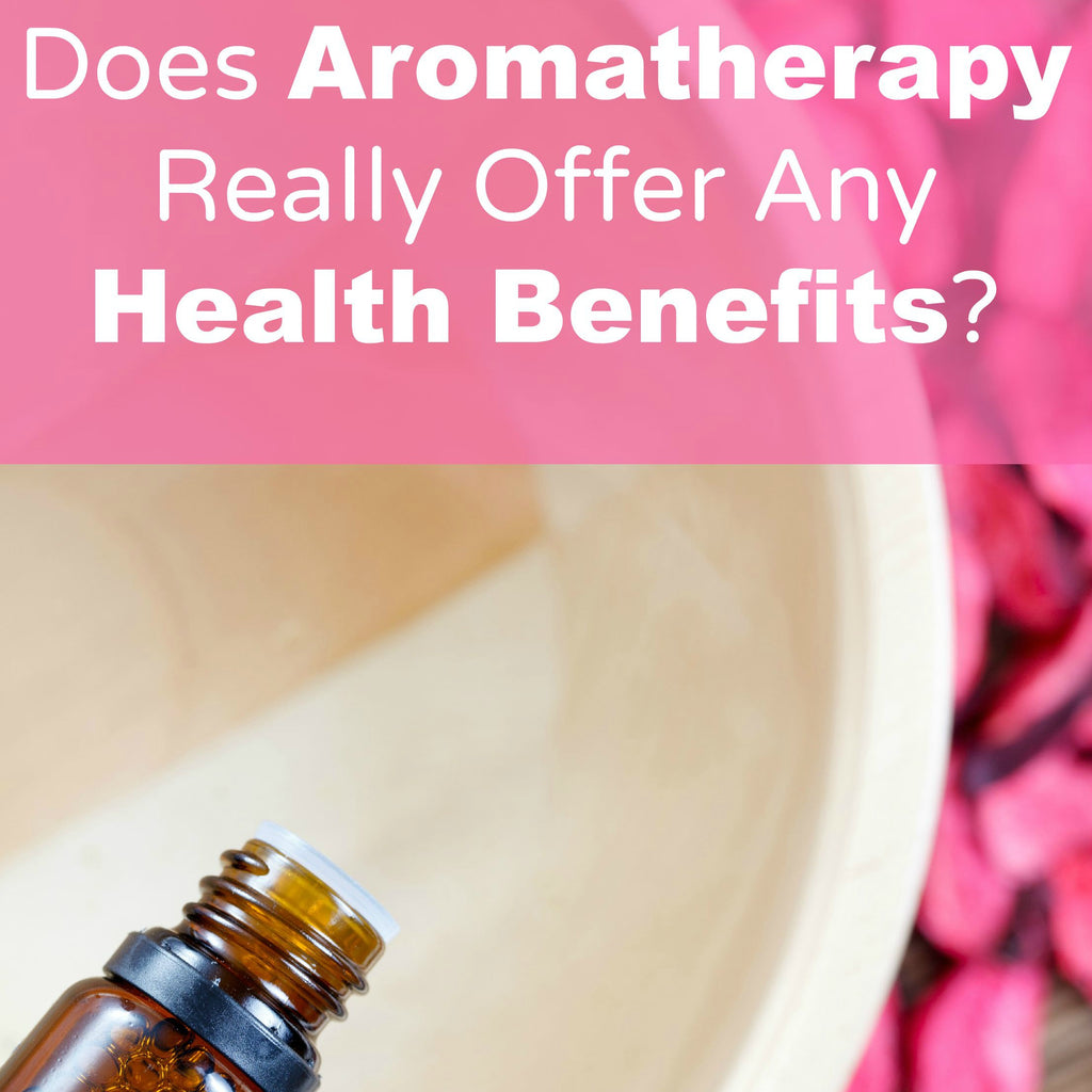 Aromatherapy Benefits For Your Health