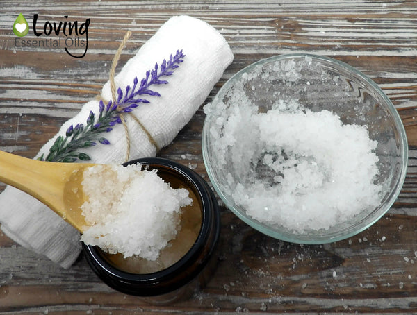 Essential Oil Bath Salts - 7 Fabulous Bath Salt Recipes For You To Make