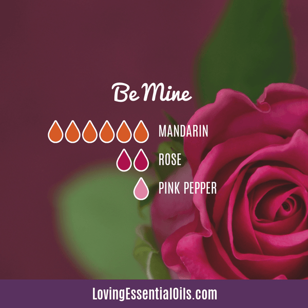 Be Mine Essential Oil Blend by Loving Essential Oils