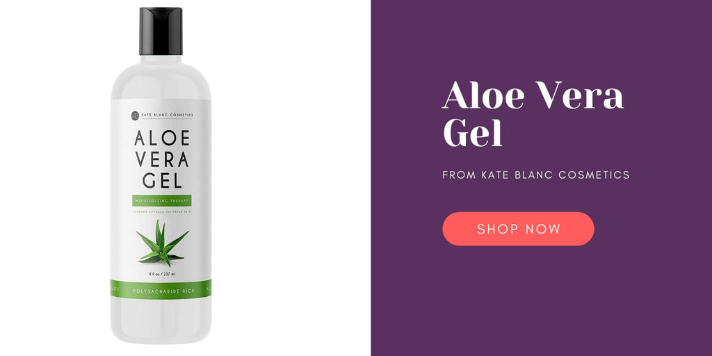 Where to buy aloe vera gel from Kate Blanc Cosmetics