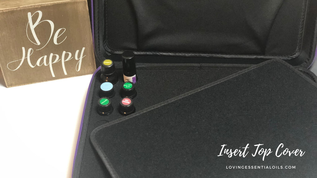 Carrier Case for Essential Oils