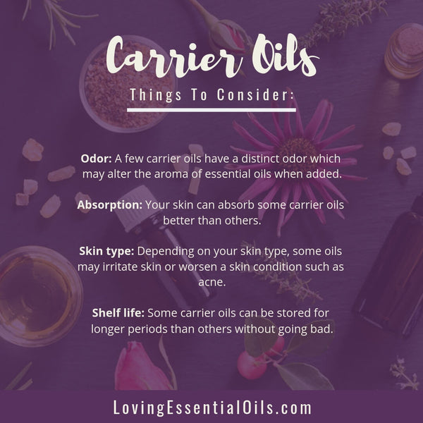 What are the Best Carrier Oils for Massage? by Loving Essential Oils