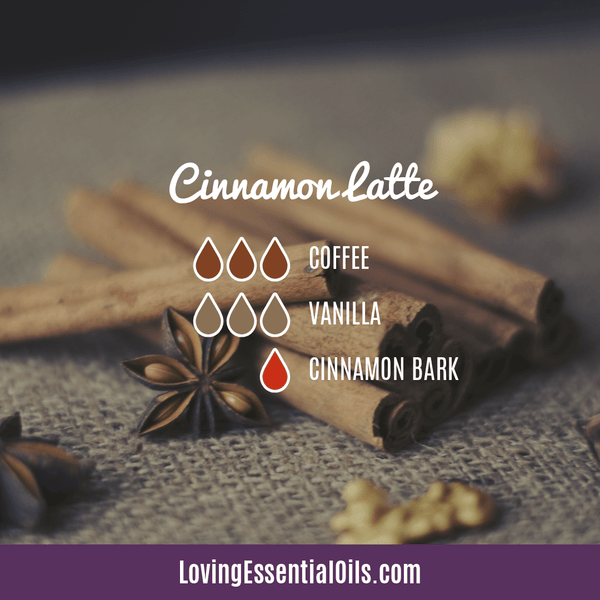 Coffee Essential Oil Uses, Benefits & Recipes - Cinnamon Latte Diffuser Blend - EO Spotlight by Loving Essential Oils