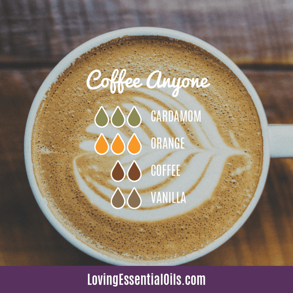 Coffee Essential Oil Uses, Benefits & Recipes - Coffee Anyone Diffuser Blend - EO Spotlight by Loving Essential Oils