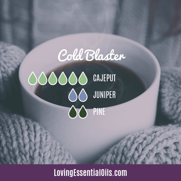 6 Diffuser Blends For Colds With Free Essential Oil Cheat