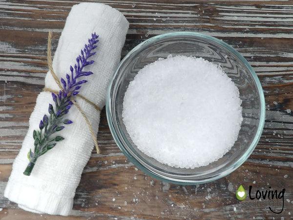 How To Make Natural Bath Salts - 7 Fabulous Bath Salt Recipes For You To Make