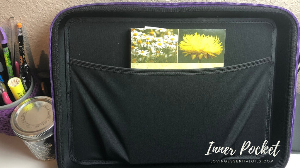 Carrying bag for essential oils