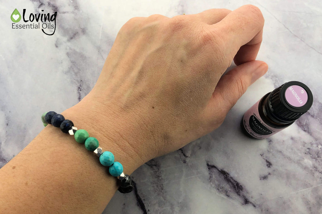 How to Benefit from an Essential Oil Diffuser Bracelet by Loving Essential Oils