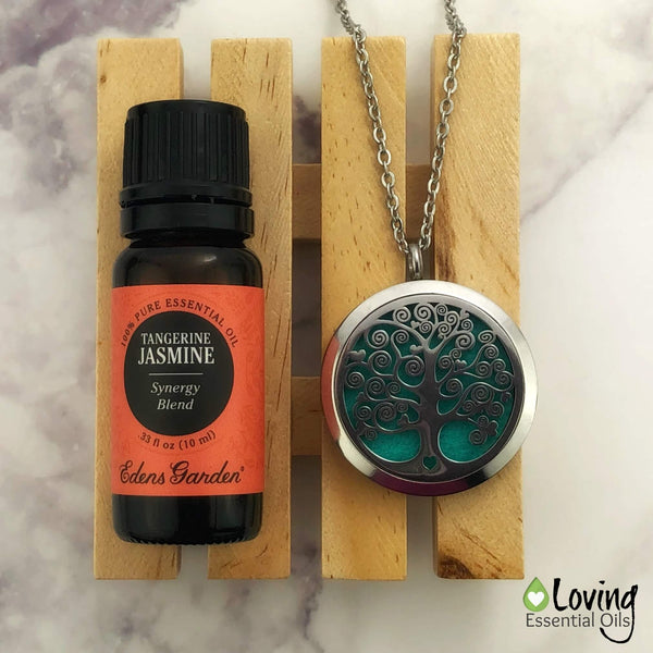 50 Oily Ideas for Your Aromatherapy Diffuser Necklace by Loving Essential Oils