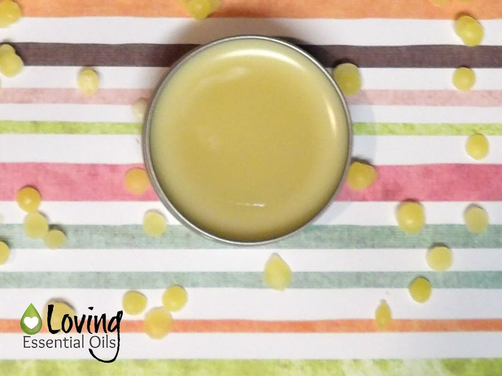 essential oil solid perfume recipe with patchouli and orange oils