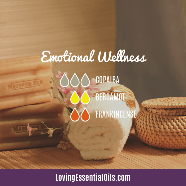10 Frankincense Diffuser Blends for Health & Wellness by Loving Essential Oils | Emotional Wellness with copaiba, bergamot, and frankincense