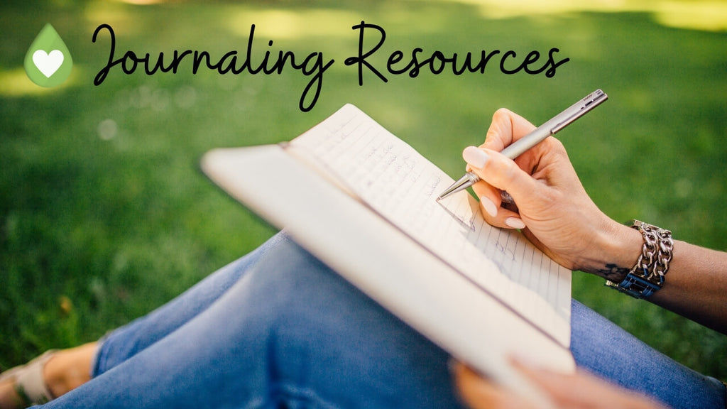 Free Journaling Resources and Printables by Loving Essential Oils