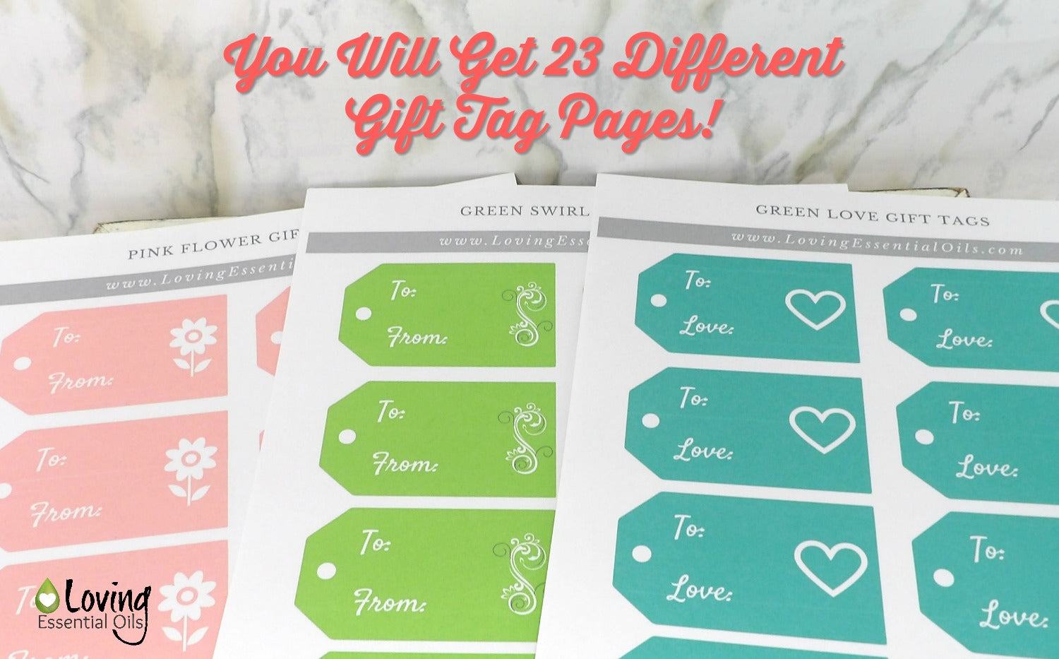 photograph about Gift Tag Printable named 184 No cost Printable Blank Present Tags For Do it yourself Recipes, Delivers