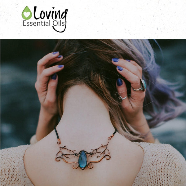Gemstones for protection by Loving Essential Oils