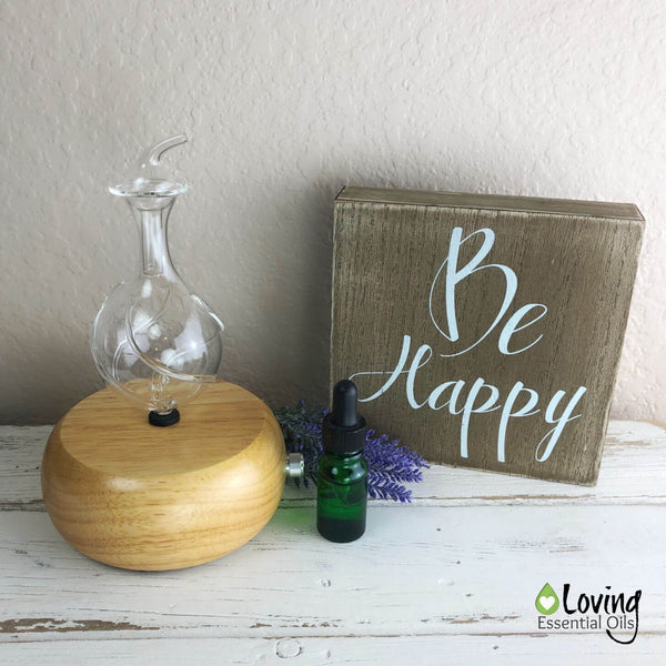 How to Use Nebulizing Diffusers with Essential Oils by Loving Essential Oils