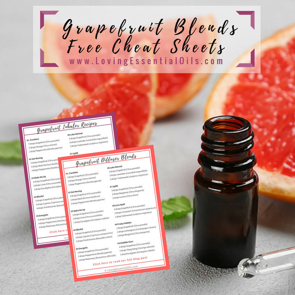 Grapefruit essential oil offers powerful health benefits ... |Grapefruit Essential Oil