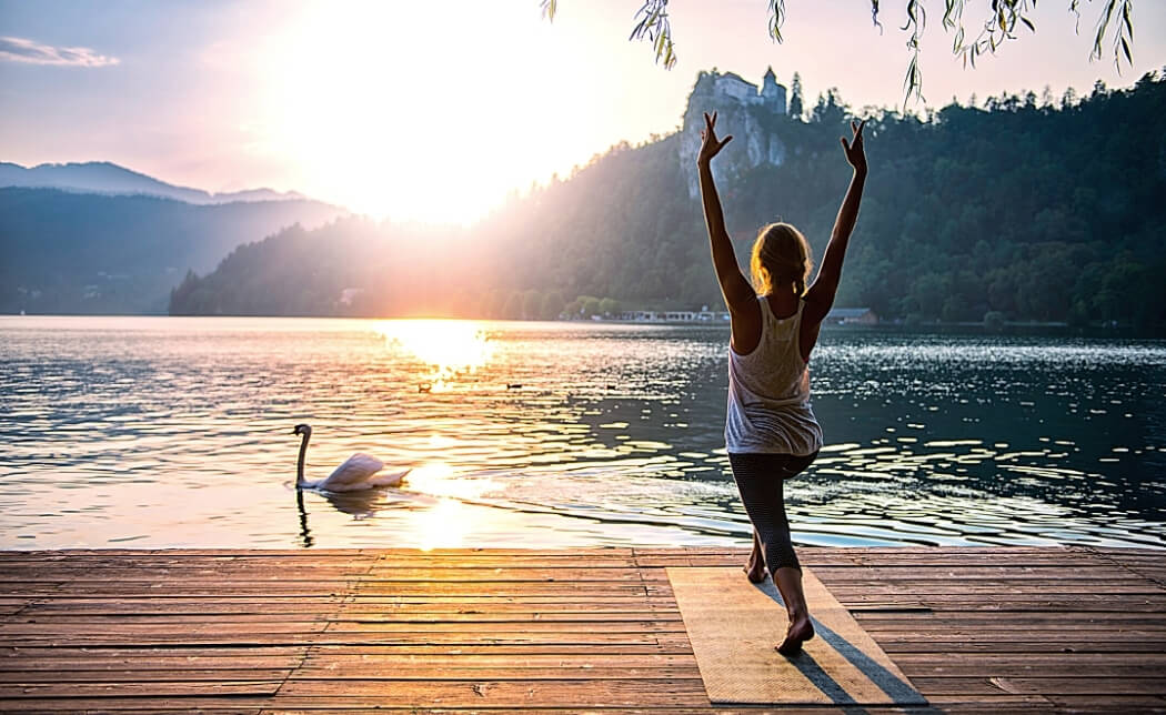 Guide on Sun Salutations by Loving Essential Oils