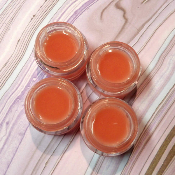 How to make essential oil lip balms by Loving Essential Oils
