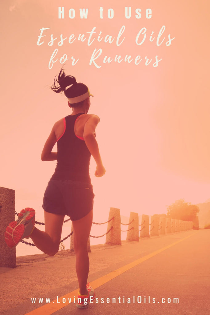 How to Use Essential Oils for Runners - Here are some tips on how to use essential oils for running to achieve better well-being, as well as improve your performance.