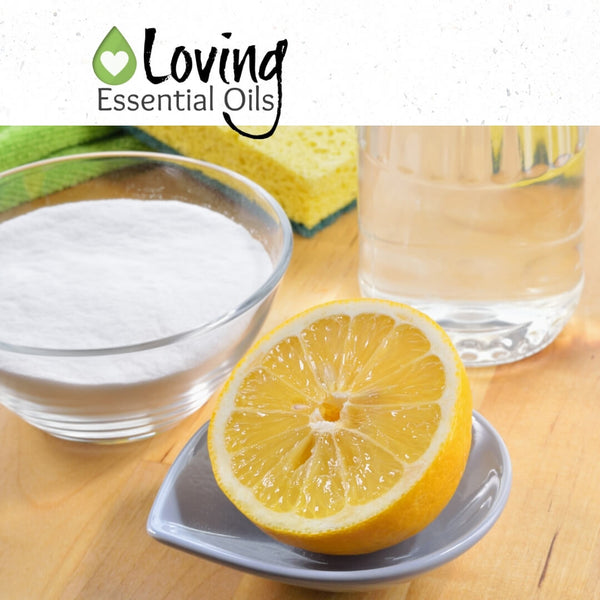 Lemon Essential Oil Cleaning Recipeby Loving Essential Oils