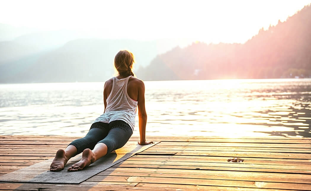 Morning Sun Salutations by Loving Essential Oils and AM Yoga Space