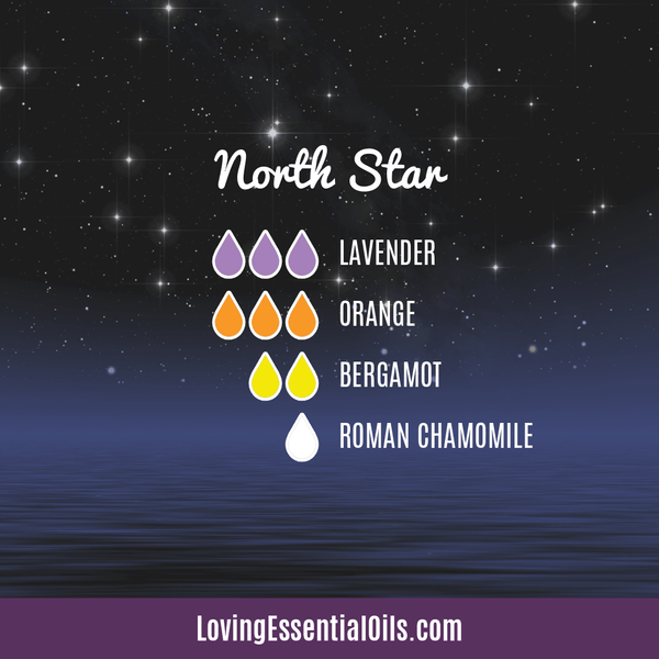 Orange Essential Oil Blends - North Star