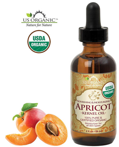 Organic Apricot Kernel Oil for Skincare - Loving Essential Oils