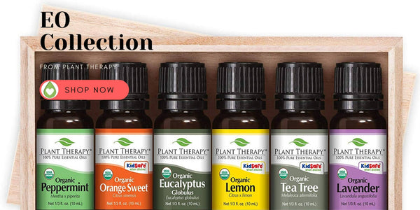 Organic Essential Oil Set from Plant Therapy