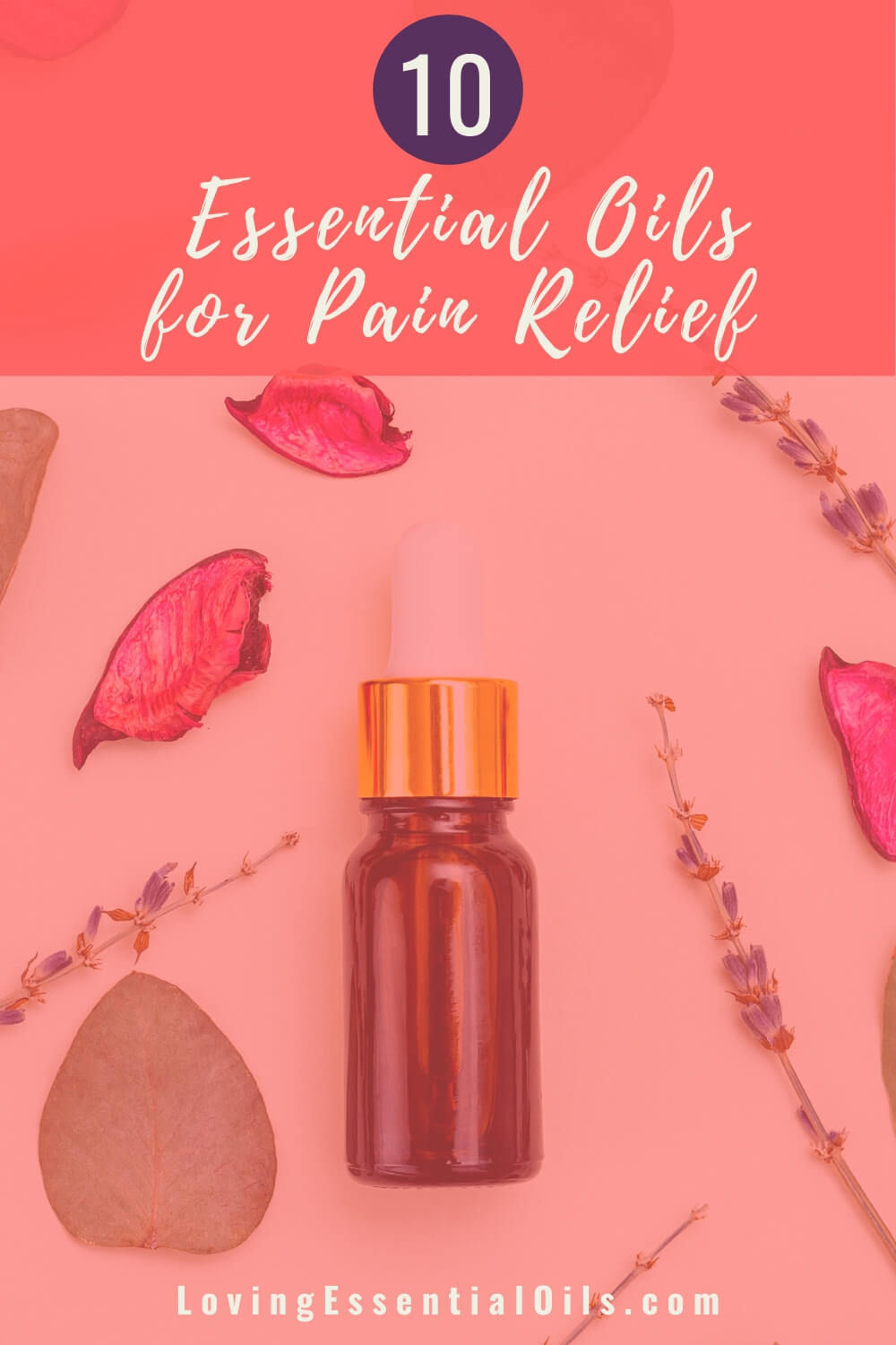 Pain Relieving Essential Oils by Loving Essential Oils