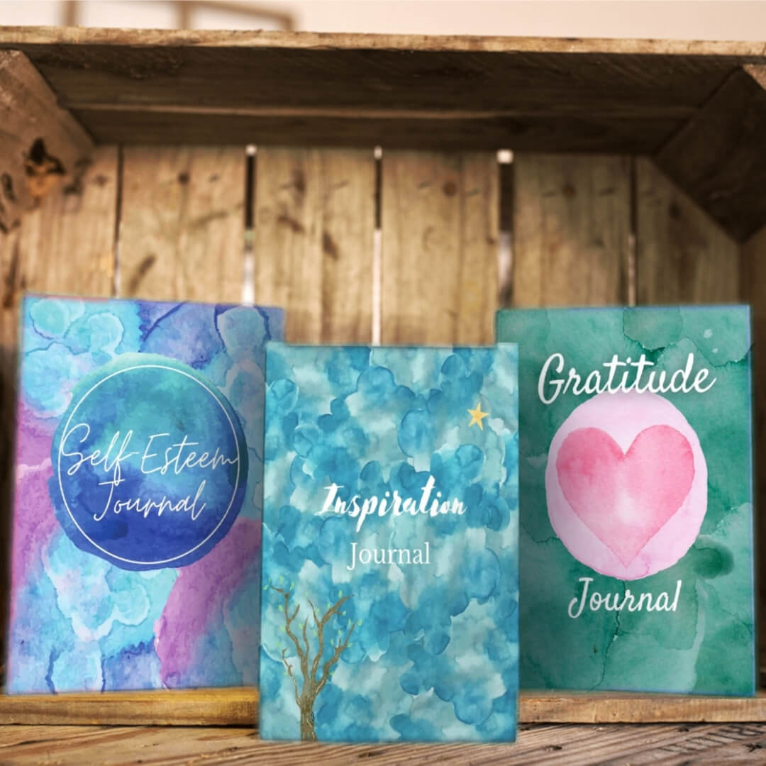 Printable Journals for Mental Health and Inspiration by Loving Essential Oils