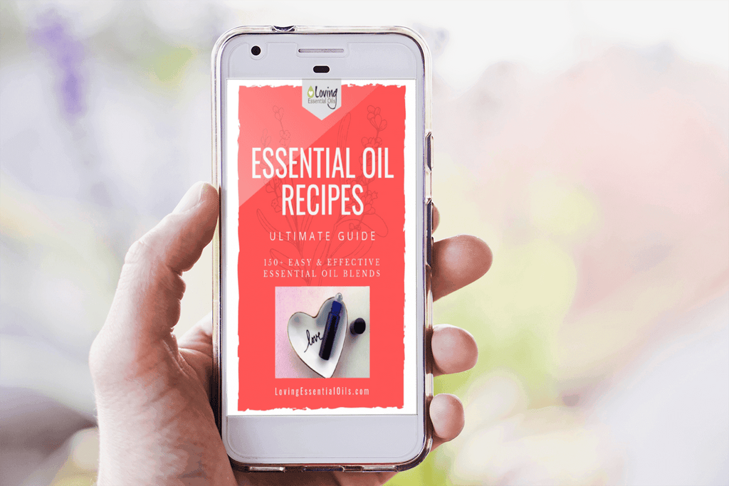 DIY Recipes with Essential Oils - Create these wonderful blends over 150 recipes!