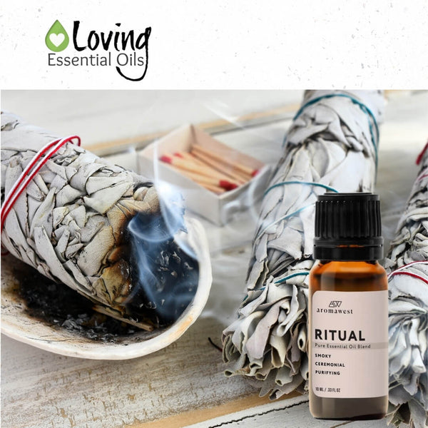 Ritual Aromatherapy Blend -Aromawest Review by Loving Essential Oils
