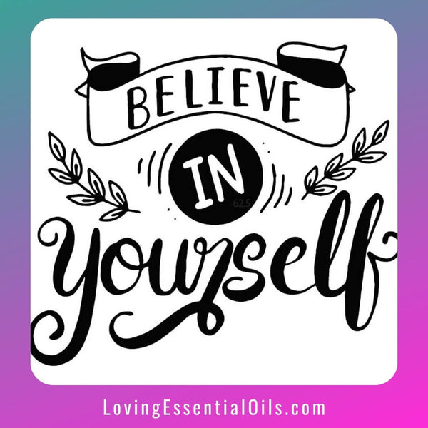 Self-love journal guide by Loving Essential OIls - Get our printable journal now!