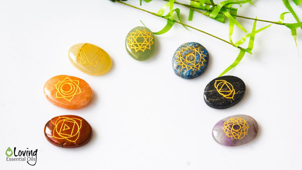 How to Balance Chakras and Improve Your Wellbeing by Loving Essential Oils