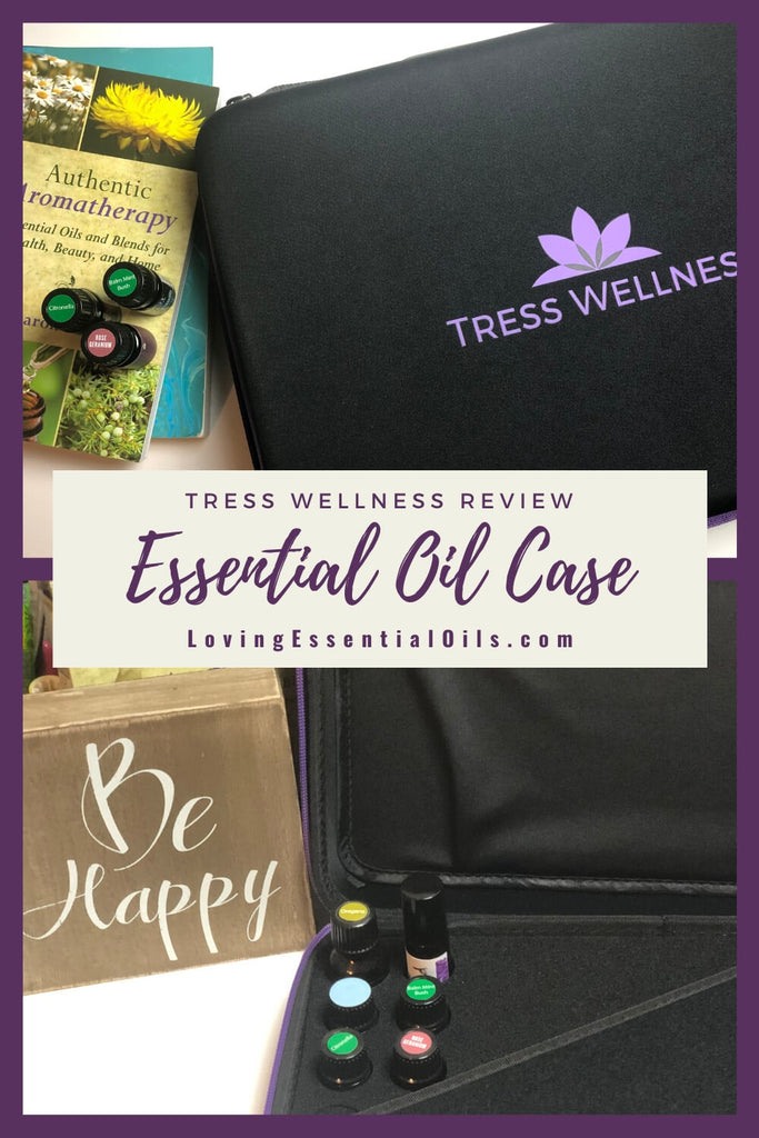 Storage Case for Essential Oils Review