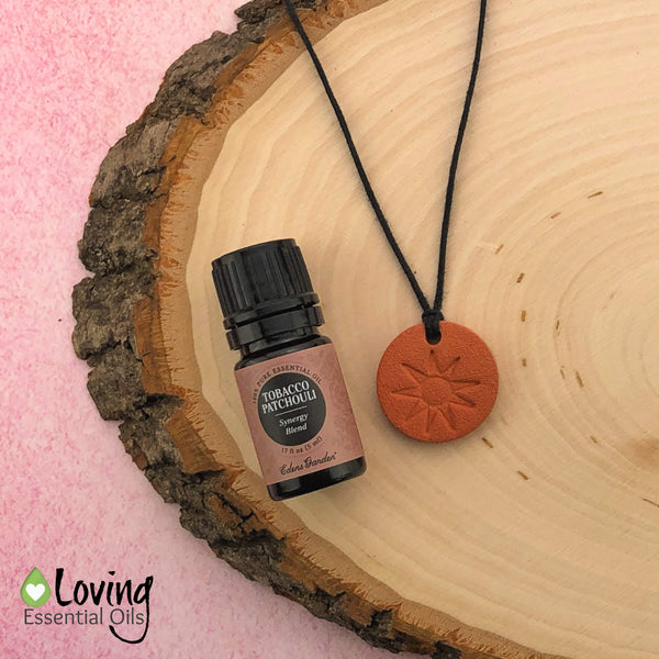 Tobacco Patchouli Essential Oil Blend - Edens Garden Review by Loving Essential Oils