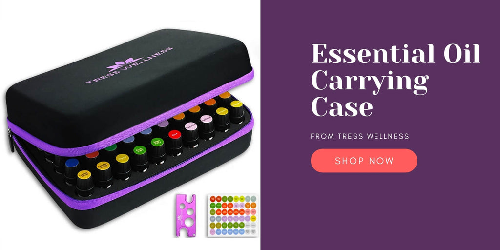 Where to buy Tress Wellness Essential Oil Case