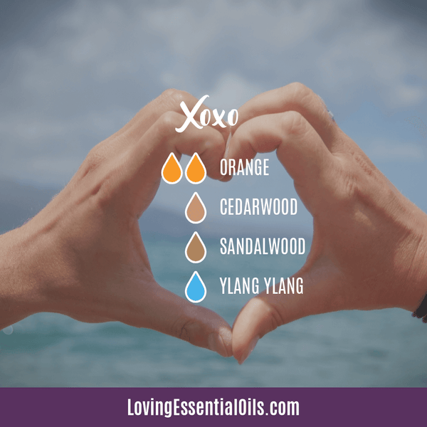 XOXO Diffuser Blend by Loving Essential Oils
