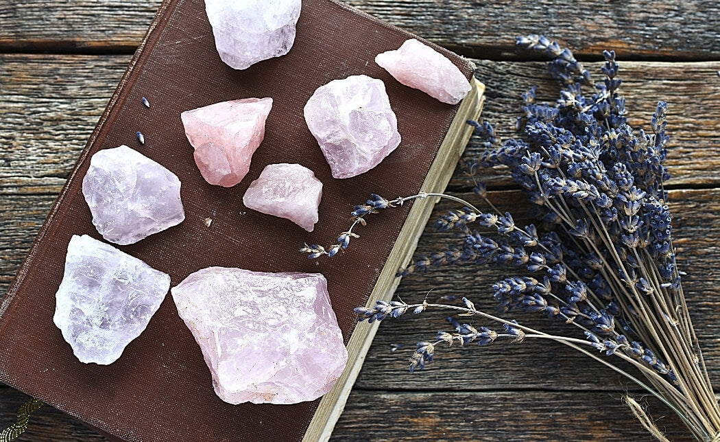 What is the meaning of rose quartz? by Loving Essential Oils