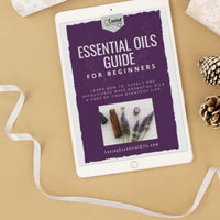 Essential Oils Guide for Beginners by loving essential oils