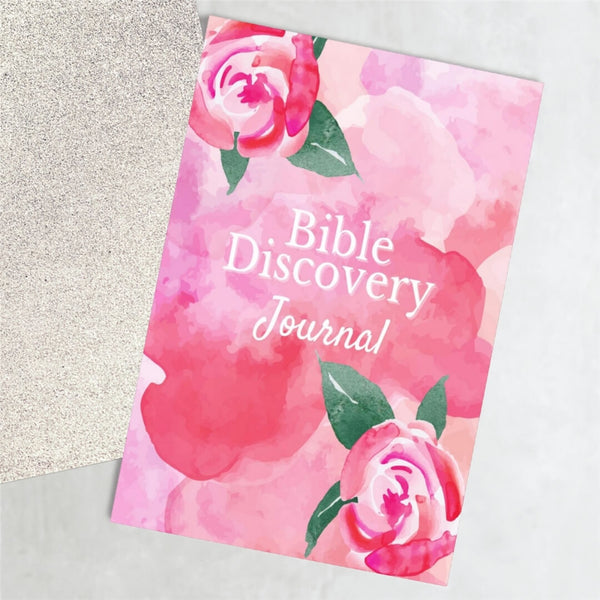 Bible Discovery Journal - Printable