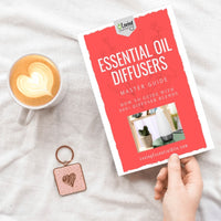 essential oil diffusing guide for sale