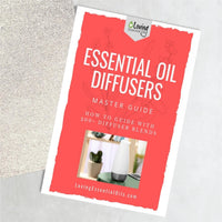 essential oil difuser guide with DIY recipes and blends