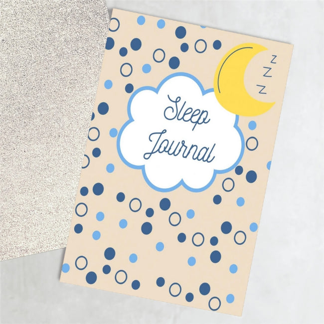 Sleep Journal - Printable Sleep Tracker