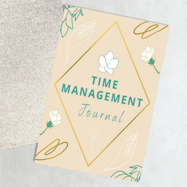 Time Management Journal - Printable