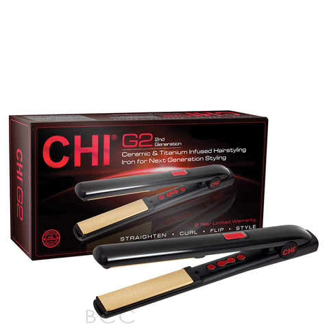 G2 Hairstyling Iron 	1 inches