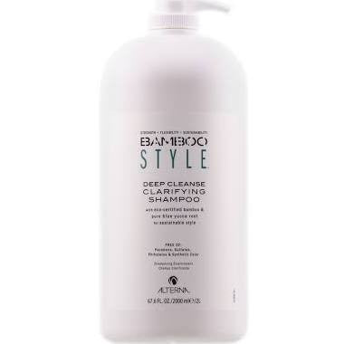 Alterna Bamboo Deep Cleanse Clarifying Shampoo 67.6 oz