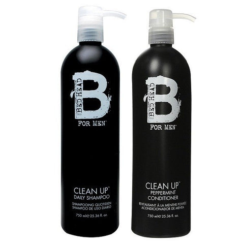 BedHead For Men Clean Up Tween Duo